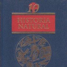 Libros de segunda mano: HISTORIA NATURAL - OBRA COMPLETA EN 10 TOMOS , OFERTA. Lote 28331757