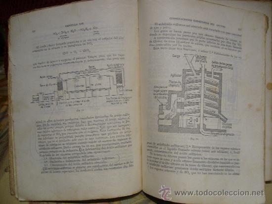 Libros de segunda mano de Ciencias: COMPENDIO DE QUIMICA GENERAL DE VICENTE ALEIXANDRE. 1.944. - Foto 3 - 28407080