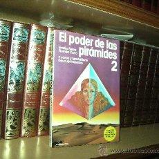 Libros de segunda mano: EL PODER MAGICO DE LAS PIRAMIDES 2, EDICIONES MARTINEZ ROCA . Lote 29010467