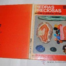 Libros de segunda mano: PIEDRAS PRECIOSAS: GEMAS Y PIEDRAS DURAS. HENRI-JEAN SCHUBNEL .RM54835. Lote 29066631
