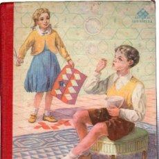 Libros de segunda mano de Ciencias: NOCIONES PRÁCTICAS DE GEOMETRÍA, GRADO PREPARATORIO, EDITORIAL LUIS VIVES, ZARAGOZA. Lote 29222208