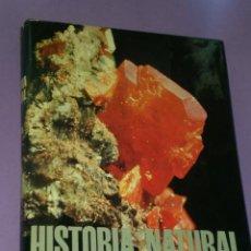 Libros de segunda mano: HISTORIA NATURAL. VIDA DE LOS ANIMALES, DE LAS PLANTAS Y DE LA TIERRA. TOMO IV.- GEOLOGÍA.. Lote 29175133