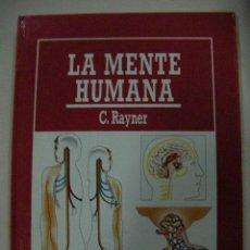 Libros de segunda mano: LA MENTE HUMANA. Lote 35357035