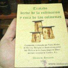 Libros de segunda mano - COLMENAS. TRATADO BREVE DE LA CULTIVACION Y CURA - EDICION FACSIMIL. EDITORIAL MAXTOR. - 29856274