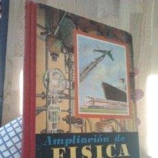 Libros de segunda mano de Ciencias: FÍSICA. EDELVIVES - CUARTO CURSO. Lote 29932117