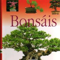 Libros de segunda mano: BONSAIS, ENCICLOPEDIA DE JARDINERIA - EDITORIAL SUSAETA. Lote 30390763
