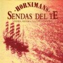 Libros de segunda mano: SENDAS DEL TÉ. Lote 30515343