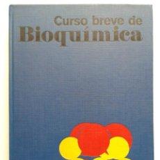 Libros de segunda mano de Ciencias: CURSO BREVE DE BIOQUIMICA - ALBERT L. LEHNINGER - EDICIONES OMEGA - 1976. Lote 30968123