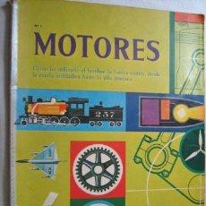Libros de segunda mano de Ciencias: MOTORES. SPRAGUE DE CAMP, L. 1965. Lote 31731124