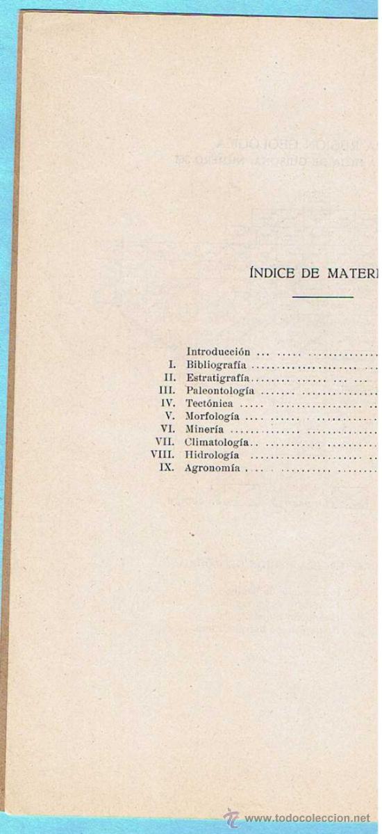 Libros de segunda mano: MAPA GEOLOGICO DE ESPAÑA. GUISONA. (LERIDA Y BARCELONA) MADRID. TIP. LIT. COULLAUT, 1950. - Foto 2 - 31768440