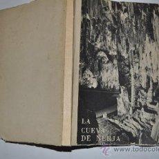 Libros de segunda mano: LA CUEVA DE NERJA EDUARDO ORTEGA RODRÍGUEZ RA9090. Lote 31823387
