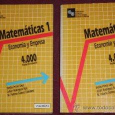 Libros de segunda mano de Ciencias: 4000 PRUEBAS DE EVALUACIÓN DE MATEMÁTICAS 2T POR EMILIO PRIETO Y OTROS DE CEURA EN MADRID 1990. Lote 31942786