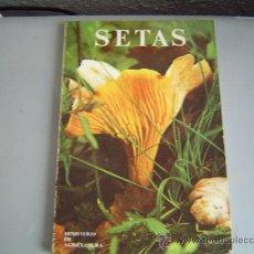 Libros de segunda mano - Libro sobre Setas. - 31945097