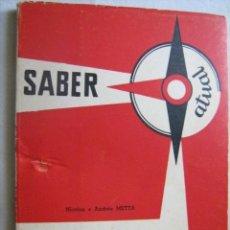 Libros de segunda mano: AS PEDRAS PRECIOSAS. METTA, NICOLAS Y ANDRÉE. 1960. Lote 32052626