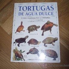 Libros de segunda mano: FRITZ FROHLICH. TORTUGAS DE AGUA DULCE. EDICIONES OMEGA. Lote 32224631