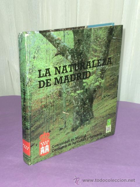 LA NATURALEZA DE MADRID. (Libros de Segunda Mano - Ciencias, Manuales y Oficios - Biología y Botánica)