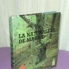 Libros de segunda mano: LA NATURALEZA DE MADRID.. Lote 32435354