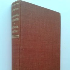 Livres d'occasion: FUNDAMENTOS DE GEOLOGIA GENERAL - HANS PETER CORNELIUS - EDITORIAL ALHAMBRA - 1960. Lote 33164083