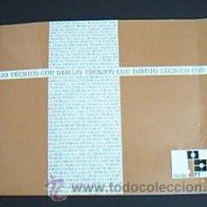 Libros de segunda mano de Ciencias: DIBUJO TÉCNICO COU. VV.AA. EDITORIAL TEIDE, BARCELONA, 1995. Lote 33520427