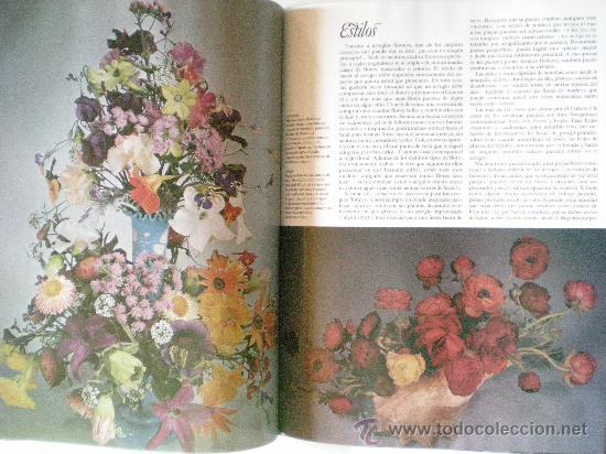 Libros de segunda mano: plantas y flores en casa año 1978 editorial HMB, S.A. provenza barcelona - Foto 4 - 33524756