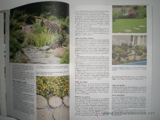 Libros de segunda mano: gran enciclopedia de la jardineria ediciones susaeta año 1989 - Foto 3 - 33543727