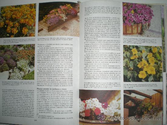 Libros de segunda mano: gran enciclopedia de la jardineria ediciones susaeta año 1989 - Foto 6 - 33543727