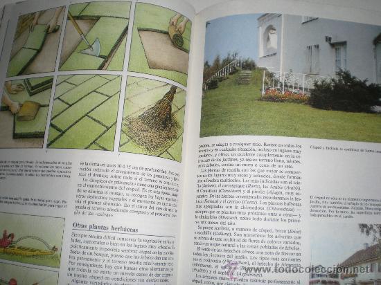 Libros de segunda mano: gran enciclopedia de la jardineria ediciones susaeta año 1989 - Foto 7 - 33543727