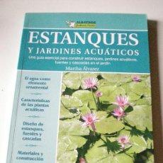 Libro estanques y jardines acuaticos a o 1997 e comprar for Estanques y jardines acuaticos