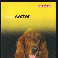 Second hand books - los setter - guía práctica para la selección, cuidado, nutrición, comportamiento y salud - H. BLUME. - 33727742