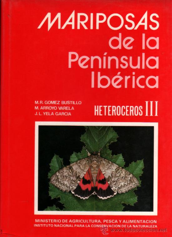 Entomologia mariposas de la peninsula iberica comprar for La iberica precios