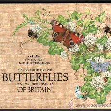 Libros de segunda mano: ENTOMOLOGIA - FIELD GUIDE TO THE BUTTERFLIES AND OTHER INSECTS OF BRITAIN - ILUSTRADO - EN INGLES *. Lote 33736128