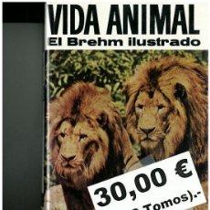Libros de segunda mano: VIDA ANIMAL. 2 TOMOS. Lote 33755986