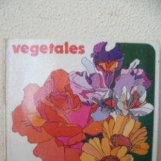 Libros de segunda mano: VEGETALES MARAVILLAS DE LA NATURALEZA - 1968. Lote 33783174