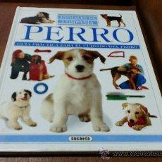 Libros de segunda mano: LIBRO MANUAL GUIA : ANIMALES DE COMPAÑIA Nº 2 EL PERRO.-COMO ESCOGERLO,CUIDARLO. PERROS. Lote 34700779