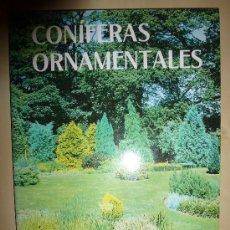 Libros de segunda mano: CONIFERAS ORNAMENTALES.FLORAPRINT. Lote 34785694