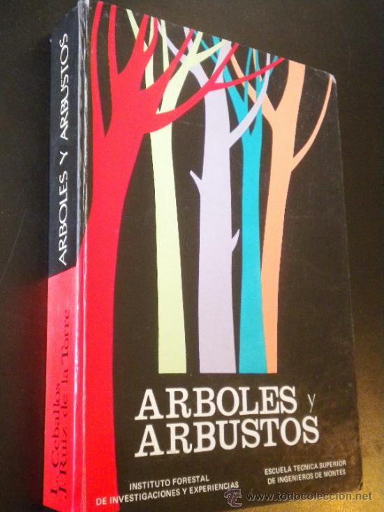 Arboles y arbustos de la espa a peninsular ju comprar - Arboles y arbustos ...