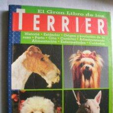 Libros de segunda mano - EL GRAN LIBRO DE LOS TERRIER. SÁNCHEZ FERNÁNDEZ, Javier. 1997 - 35020415