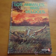 Libros de segunda mano: LOS ANIMES MAS VELOCES PUBLICACIONES FHER PASTAS DURAS 1975 - FHER. Lote 35694715