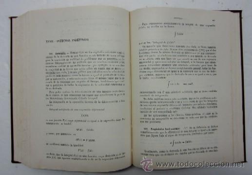 Libros de segunda mano de Ciencias: CURSO DE MATEMATICAS - PARA ESTUDIANTES DE FISICA QUIMICA E INGENIERIA - TOMO I - Foto 6 - 35735048