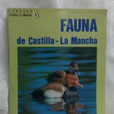 Libros de segunda mano: AÑO 1986.- FAUNA DE CASTILLA LA MANCHA.- POR LUIS F. BASANTA REYES.- DEDICADO POR EL AUTOR.. Lote 35884063