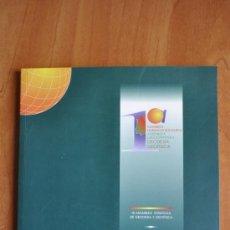 Libros de segunda mano: GUIA DE LA ASAMBLEA HISPANO.PORTUGUESA DE GEODESIA Y GEOFÍSICA. Lote 36252746