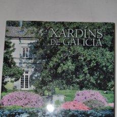 Libros de segunda mano: XARDÍNS DE GALICIA. VV. AA.. RM61399. Lote 36804911