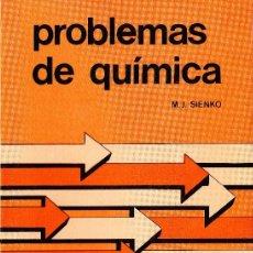 Libros de segunda mano de Ciencias: PROBLEMAS DE QUIMICA--SERIE REVERTÉ DE PROBLEMAS-- M.J. SIENKO. Lote 108176231