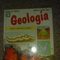 Libros de segunda mano: GEOLOGÍA, ROCAS, MINERALES Y FÓSILES, DOUGAL DIXON. Lote 37435444