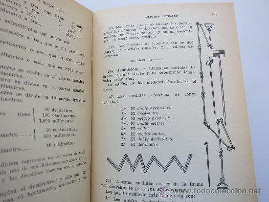 Libros de segunda mano de Ciencias: Aritmetrica segundo grado ediciones Bruño con sistema metrico - Foto 2 - 37513245