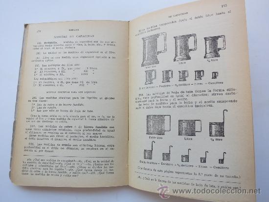 Libros de segunda mano de Ciencias: Aritmetrica segundo grado ediciones Bruño con sistema metrico - Foto 4 - 37513245