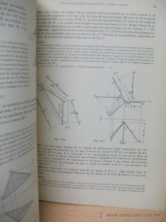 Libros de segunda mano de Ciencias: geometria descriptiva Libros schaum. Minor Hawk .175 problemas resueltos y teoria - Foto 2 - 37578292