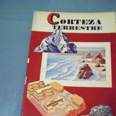 Libros de segunda mano: CORTEZA TERRESTRE. Lote 37745881