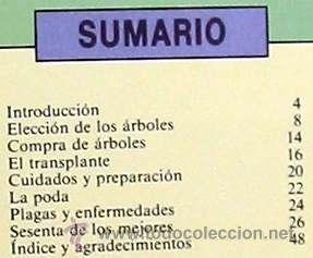 Libros de segunda mano: ARBOLES PARA PEQUEÑOS JARDINES - BLUME 1998 - VER ÍNDICE Y DESCRIPCIÓN - Foto 3 - 38180483