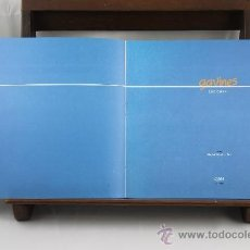 Libros de segunda mano: 3546- GAVINES. ENRIC CAMERA. EDIT. CYAN. 1987. . Lote 38291922